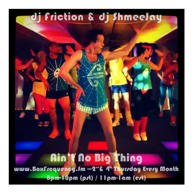 dj Friction_Ain't No Big Thing-Freq2