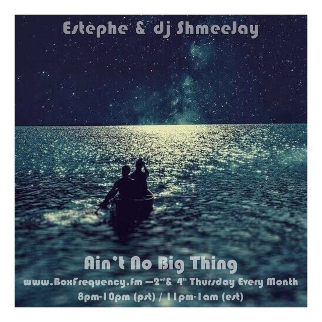 Estephe_Ain't No Big Thing-Freq2