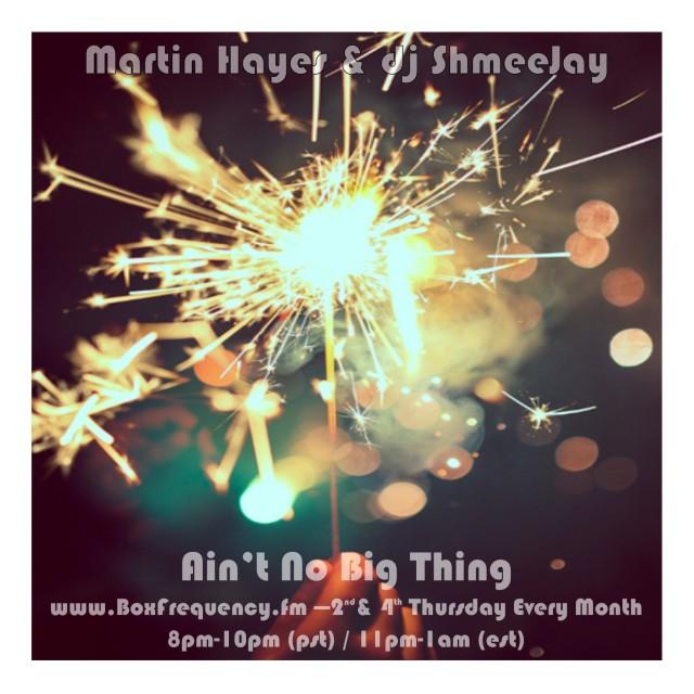 Martin Hayes_Ain't No Big Thing-Freq2