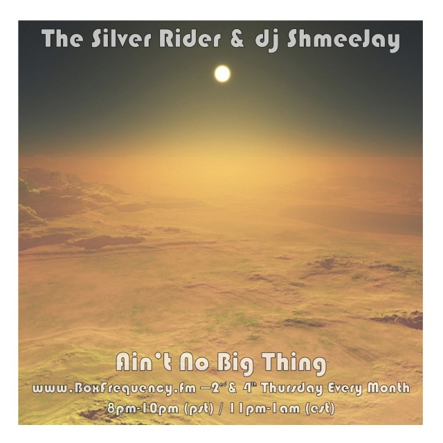 The Silver Rider_Ain't No Big Thing-Freq2
