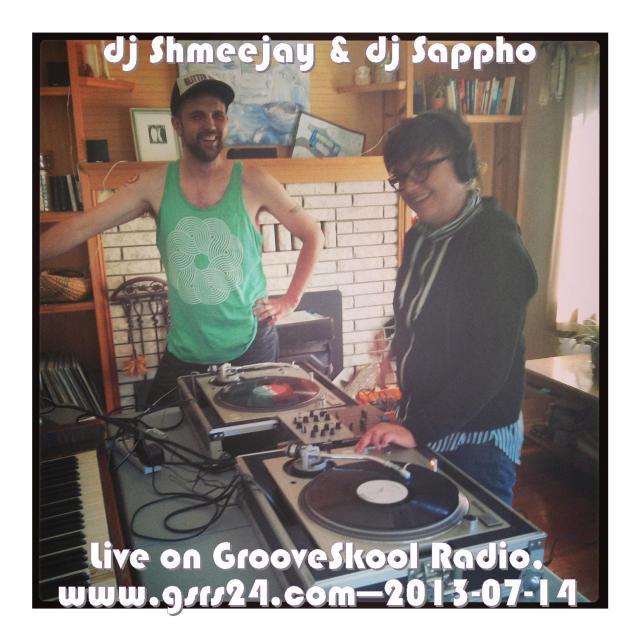 djShmeeJay_GrooveSkool - Sappho