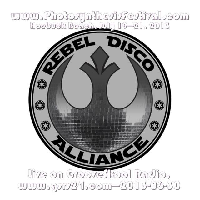 djShmeeJay_RebelDiscoAlliance - Live - GrooveSkool Radio