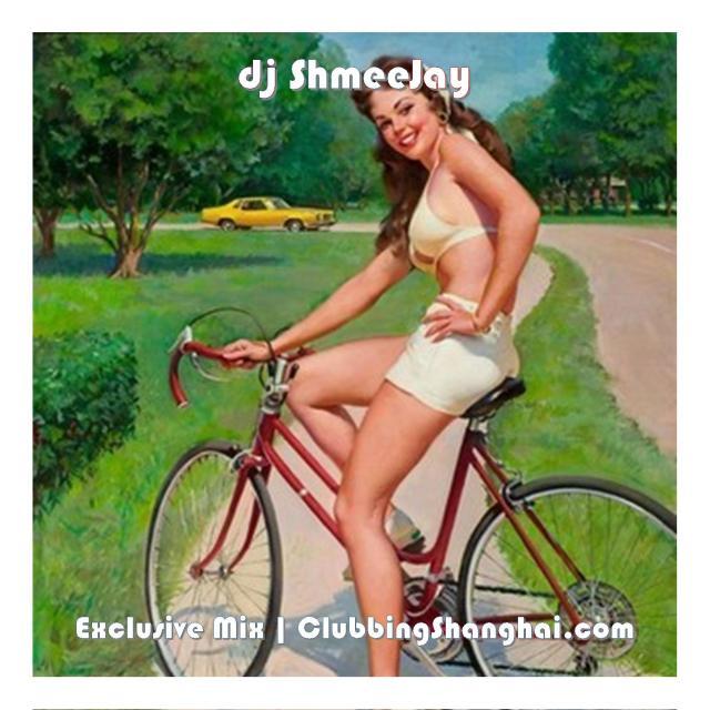 djShmeeJay_Exclusive Mix - Clubbing Shanghai
