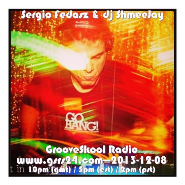 djShmeeJay_GrooveSkool - Sergio
