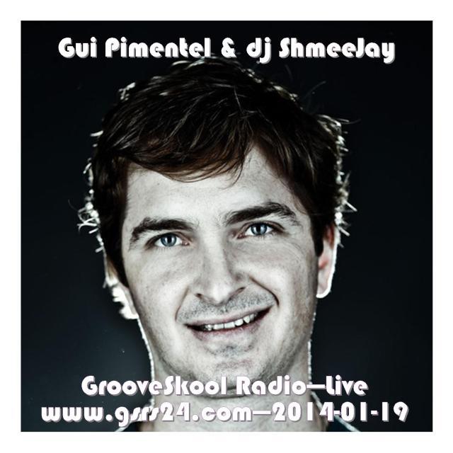 djShmeeJay_GrooveSkool Radio - Gui