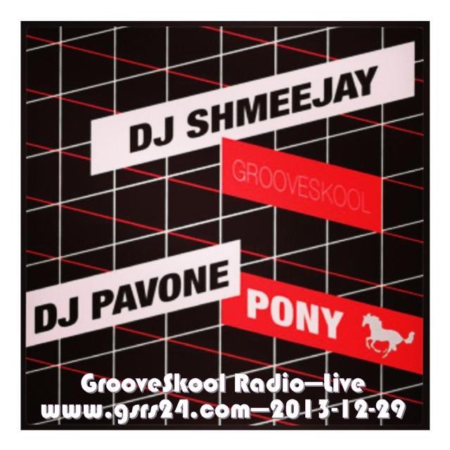 djShmeeJay_GrooveSkool Radio - Pavone