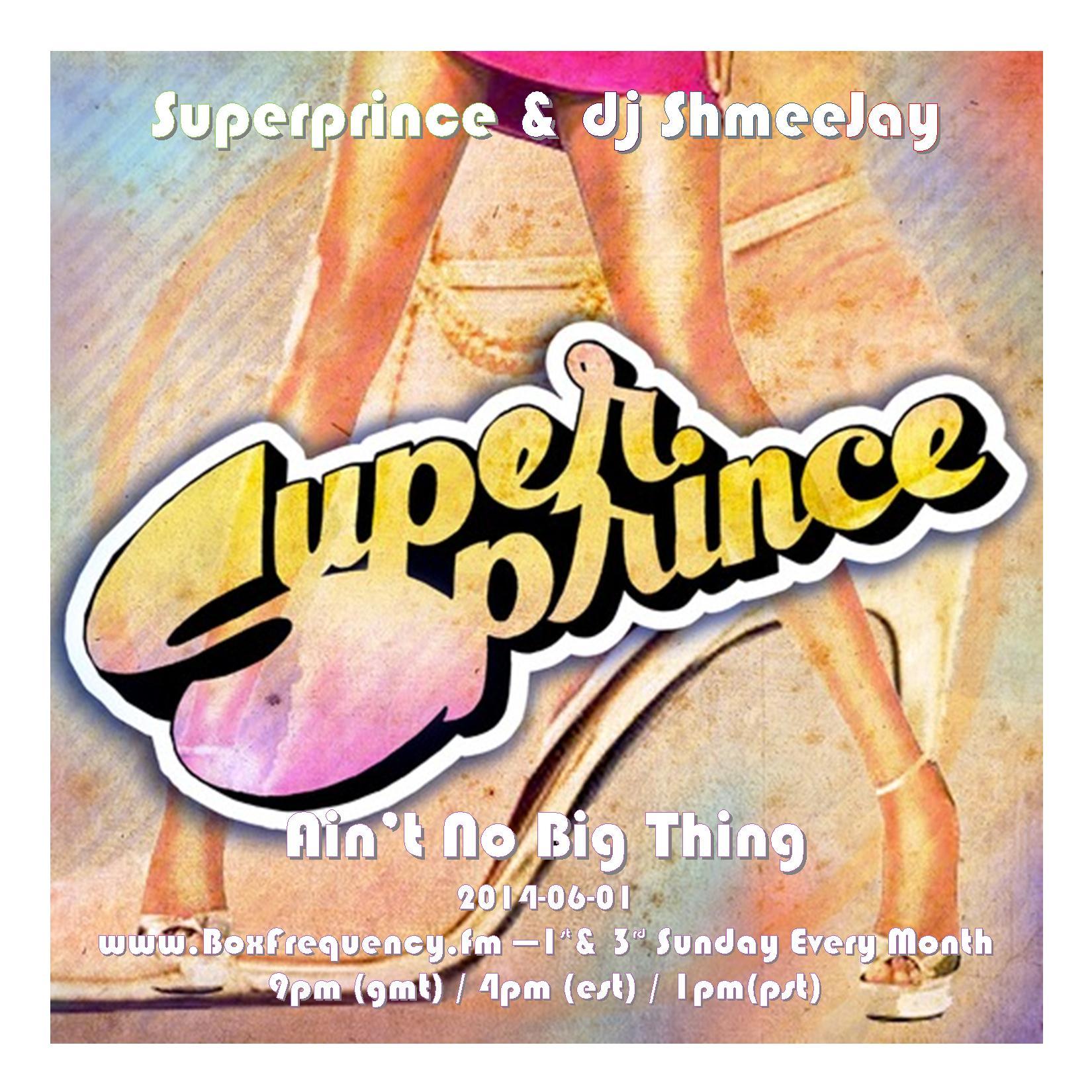 Superprince_Ain't No Big Thing-Freq