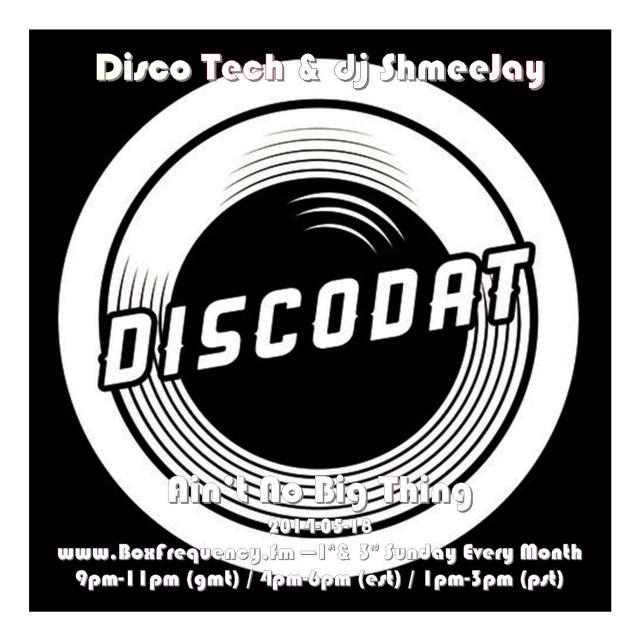 DiscoTech_Ain't No Big Thing-Freq
