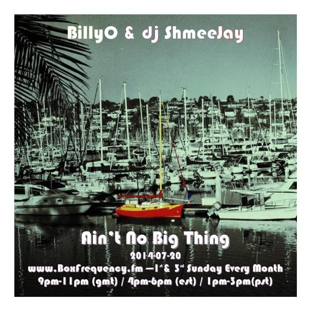 BillyO_Ain't No Big Thing-Freq