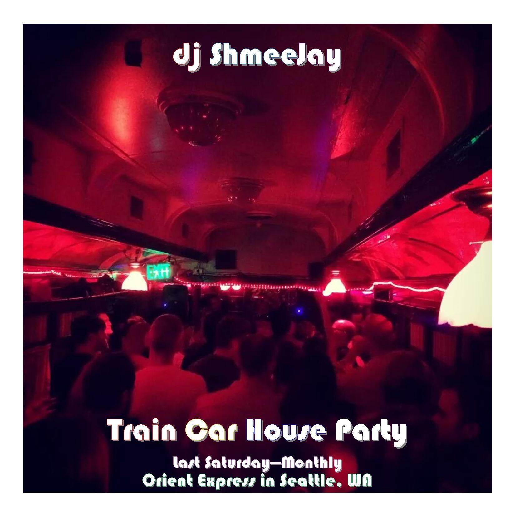 Train Car House Party