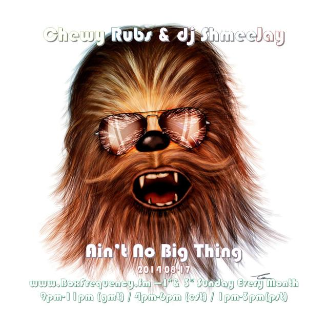 Chewy Rubs_Ain't No Big Thing-Freq