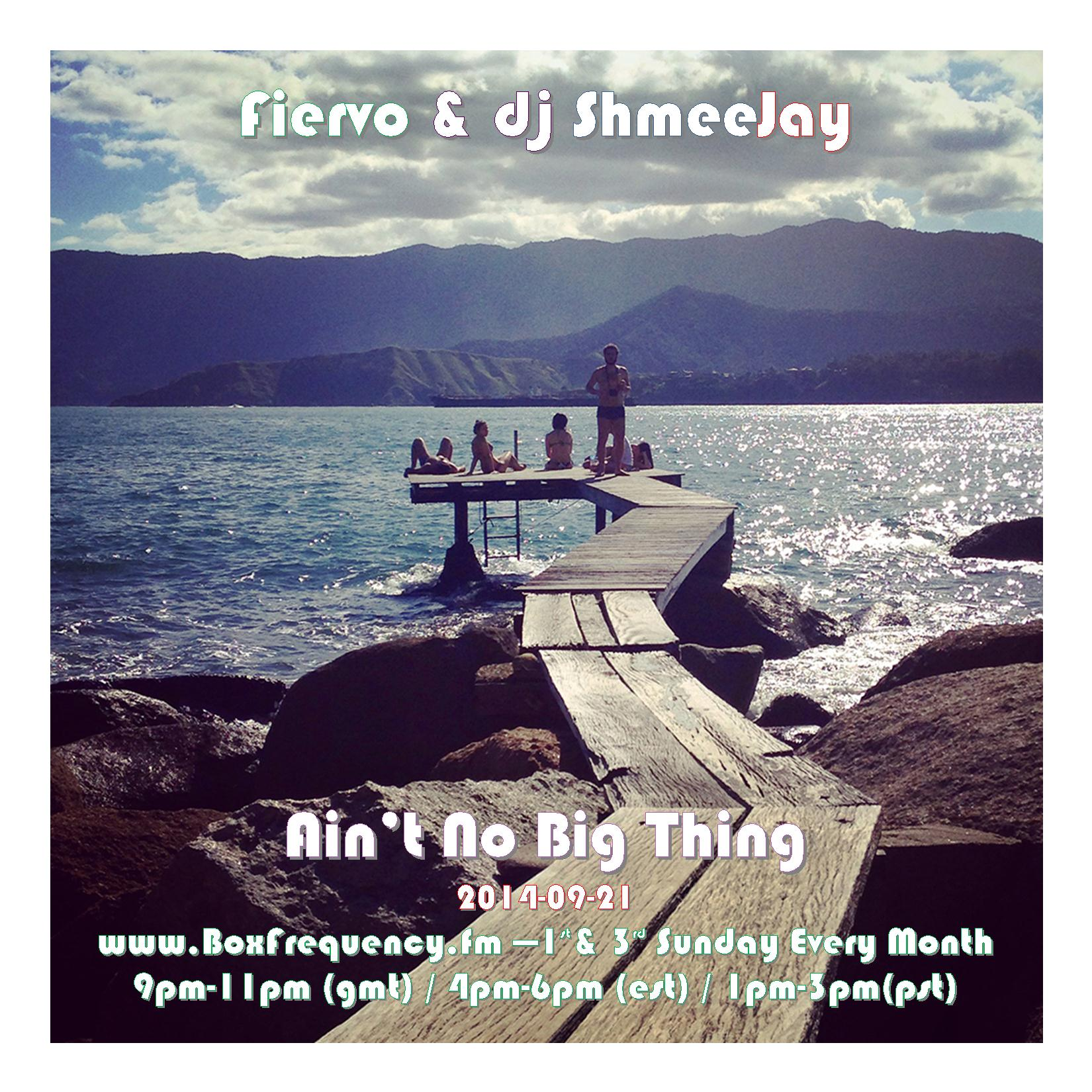 Fiervo_Ain't No Big Thing-Freq