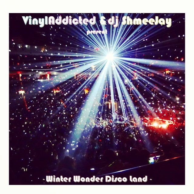 VinylAddicted & ShmeeJay_Winter Wonder Disco Land