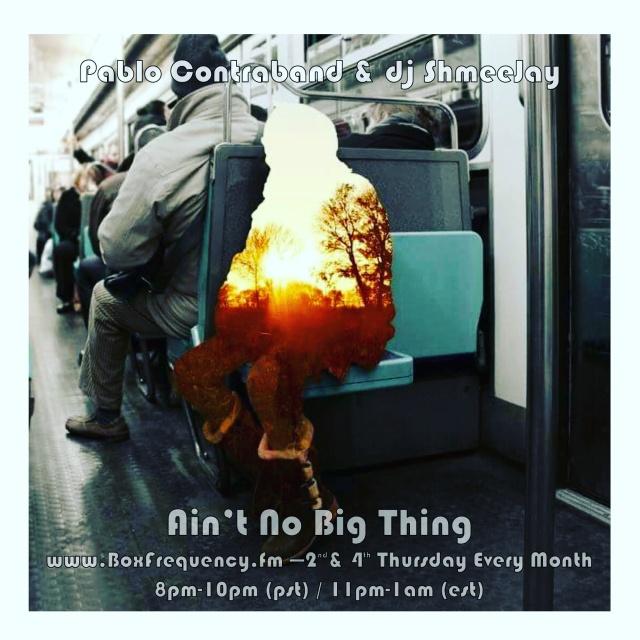 Pablo Contraband_Ain't No Big Thing-Freq