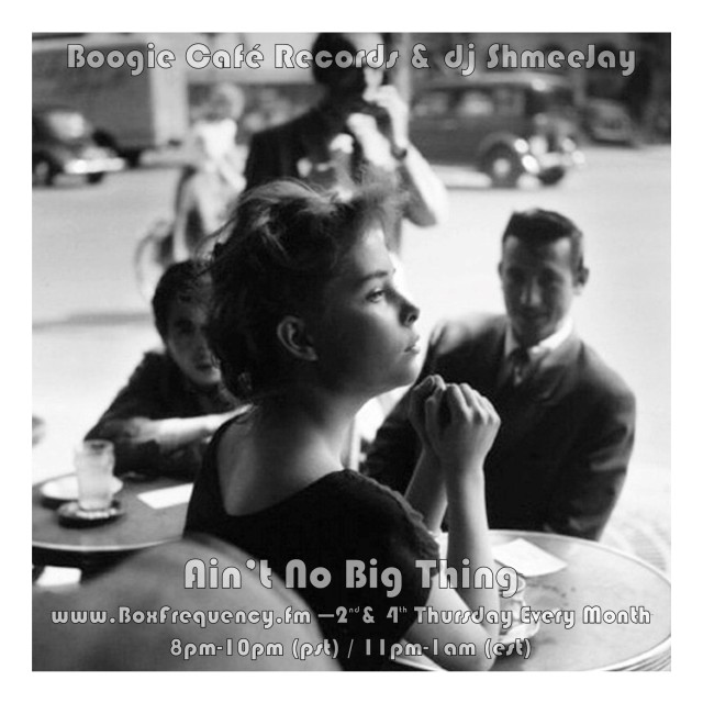 Boogie Cafe Records_Ain't No Big Thing-Freq2